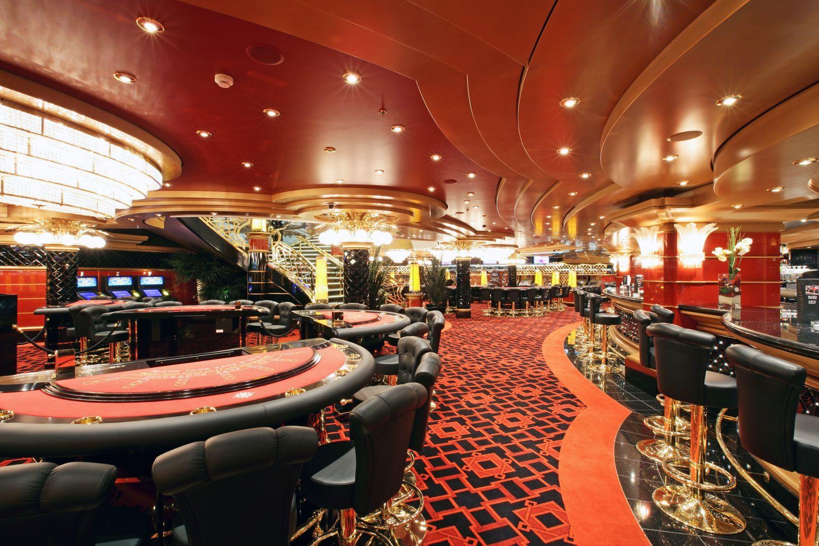 работа в казино на круизных лайнерах
