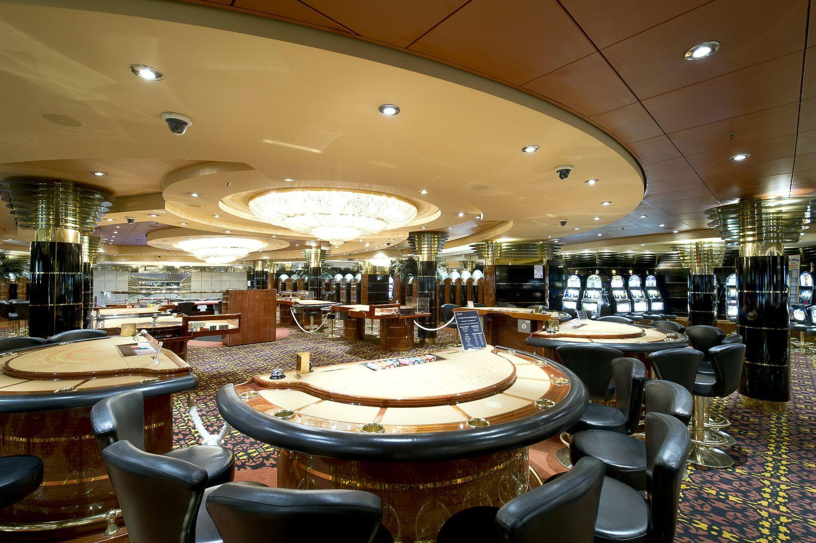 работа в казино на лайнерах